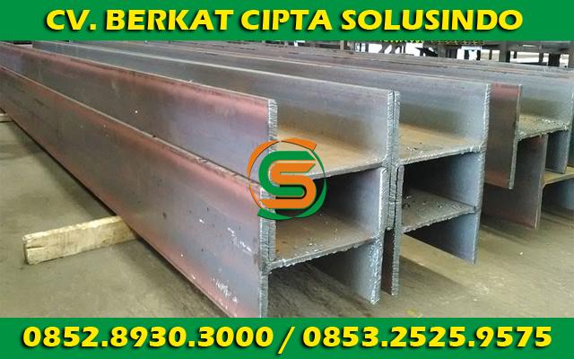 Distributor Besi, Baja dan Baja Ringan - HBeam 03