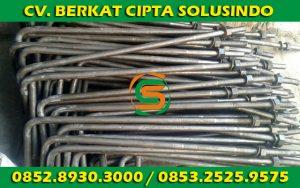 Distributor Besi Baja dan Baja Ringan Surabaya - Besi Baja Angkur, Anchor, Angkur Beton