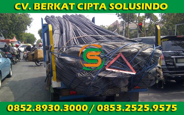 Distributor Besi Baja dan Baja Ringan Surabaya - Besi Beton siap kirim