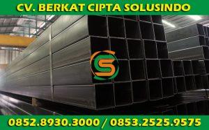 Distributor Besi, Baja dan Baja Ringan Surabaya, CV. Berkat Cipta Solusindo, Pipa-Kotak-Hitam-Galvanis 4