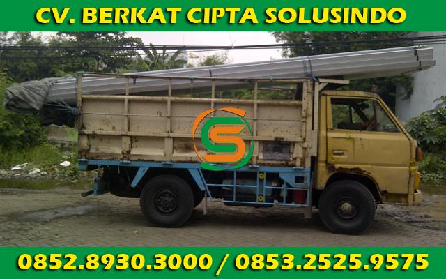 Distributor Besi Baja dan Baja Ringan Surabaya - Profil C, Profil Kanal C, Reng Galvalum 01