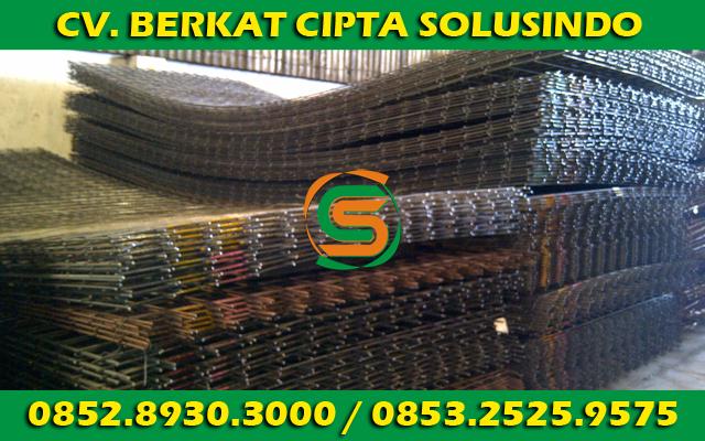Distributor Besi Baja dan Baja Ringan Surabaya - Wiremesh Lembaran