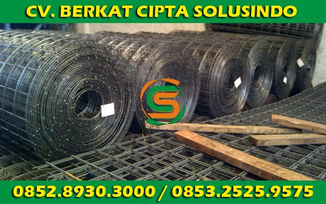 Distributor Besi Baja dan Baja Ringan Surabaya - Wiremesh Rol Gulungan
