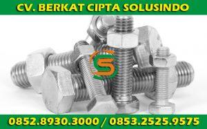 Distributor Besi Baja dan Baja Ringan Surabaya - mur baut sekrup paku beton