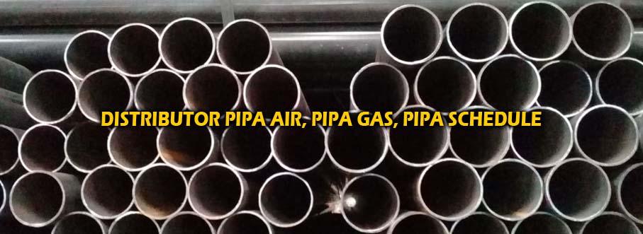 Slider 01 Distributor Pipa Air, Pipa Gas, dan Pipa Scedule