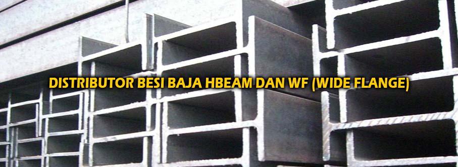Slider 04 Distributor Besi HBeam dan Wide Flange atau WF Surabaya